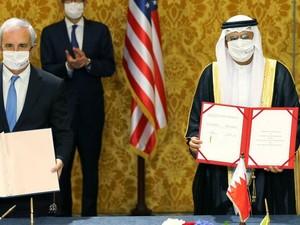 Israel-Bahrain Resmikan Hubungan Diplomatik, Palestina: Tikaman dari Belakang
