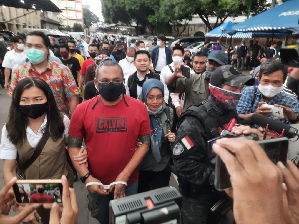 John Kei: Nus Kei Bukan Paman, Saya yang Bikin Dia Hidup di Jakarta!