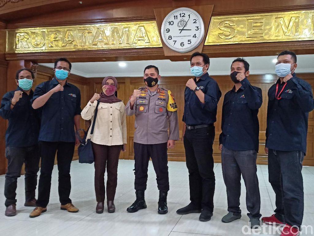 Kapolda Jatim Titip Harapan ke Konferensi Wilayah AMSI