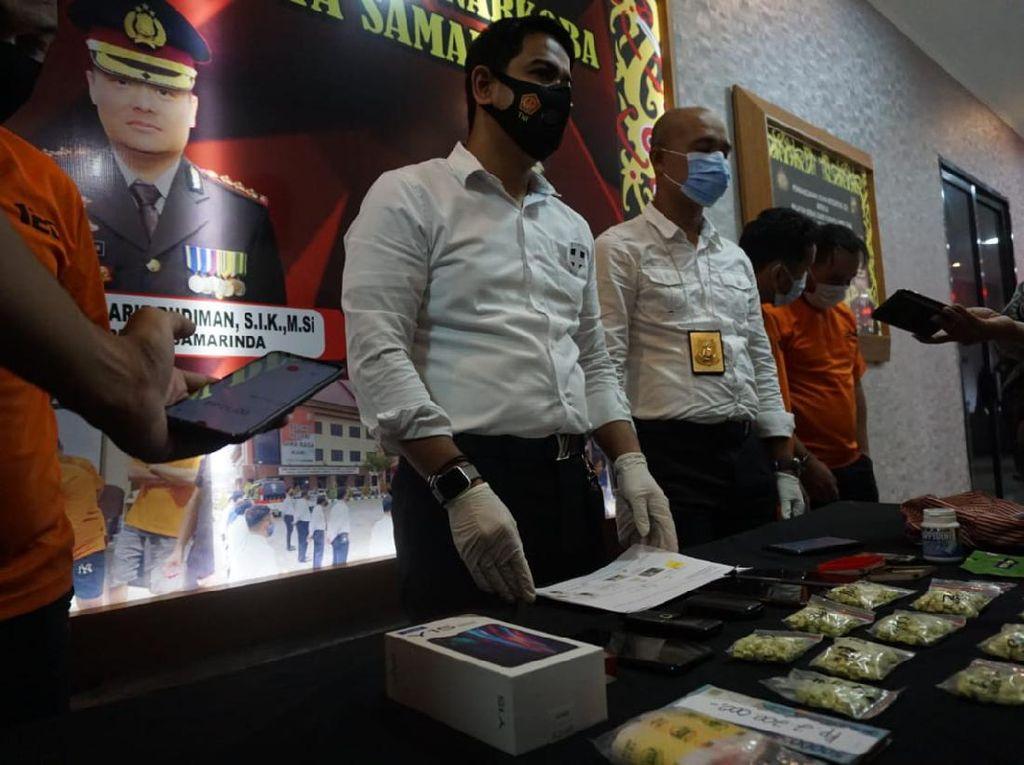 Polisi Gagalkan Penyelundupan Narkoba Senilai Rp 1,5 M di Samarinda