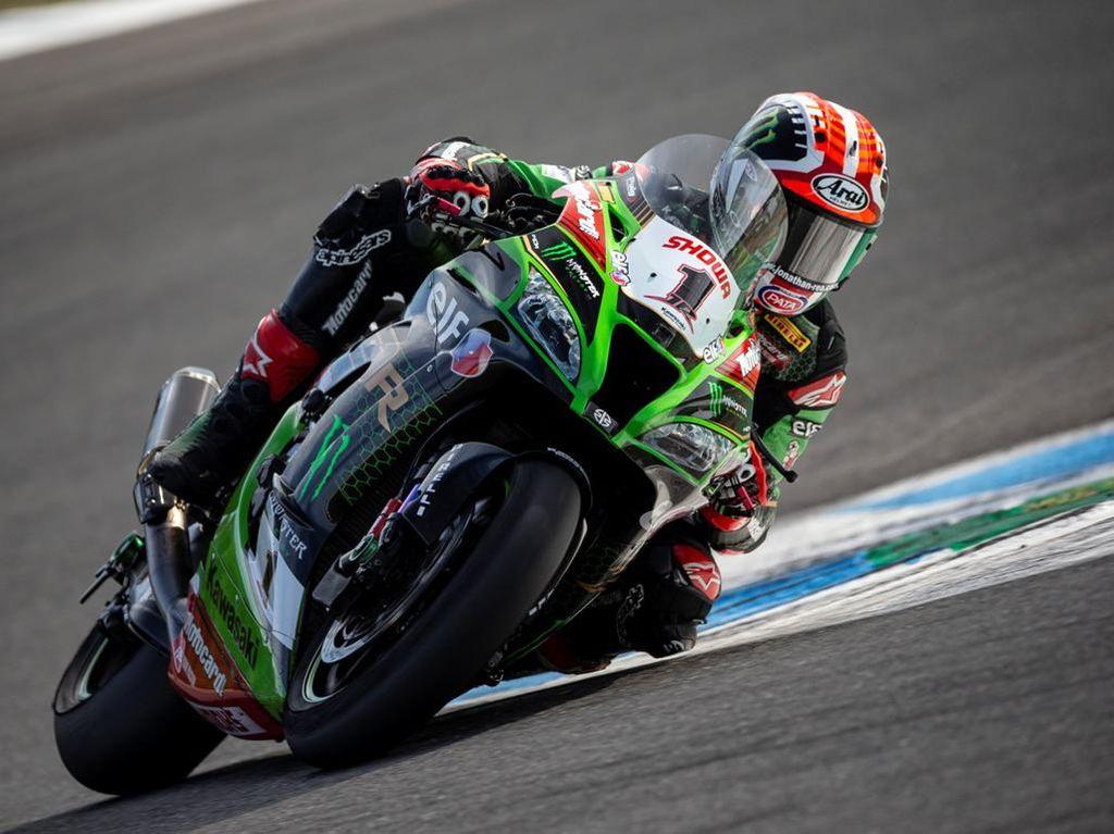 Tenggelam di MotoGP, Kawasaki Sabet 6 Gelar Juara WSBK Beruntun