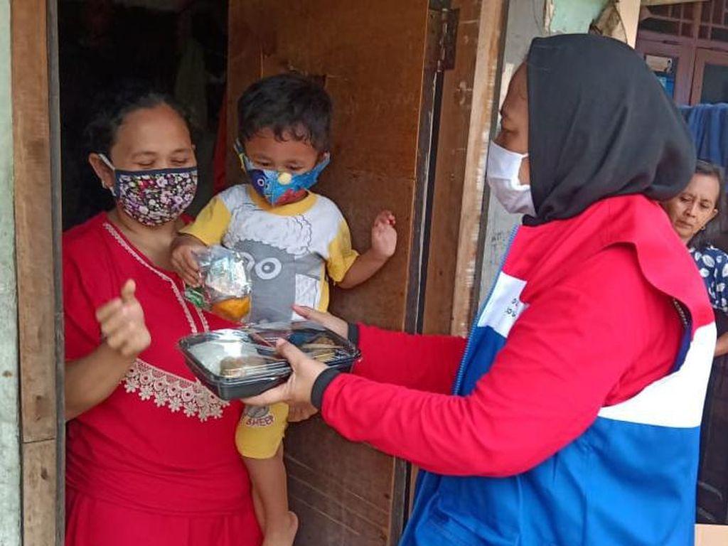 Pertamina Dorong Kader Posyandu di Wilayah Operasional Layani Jemput Bola