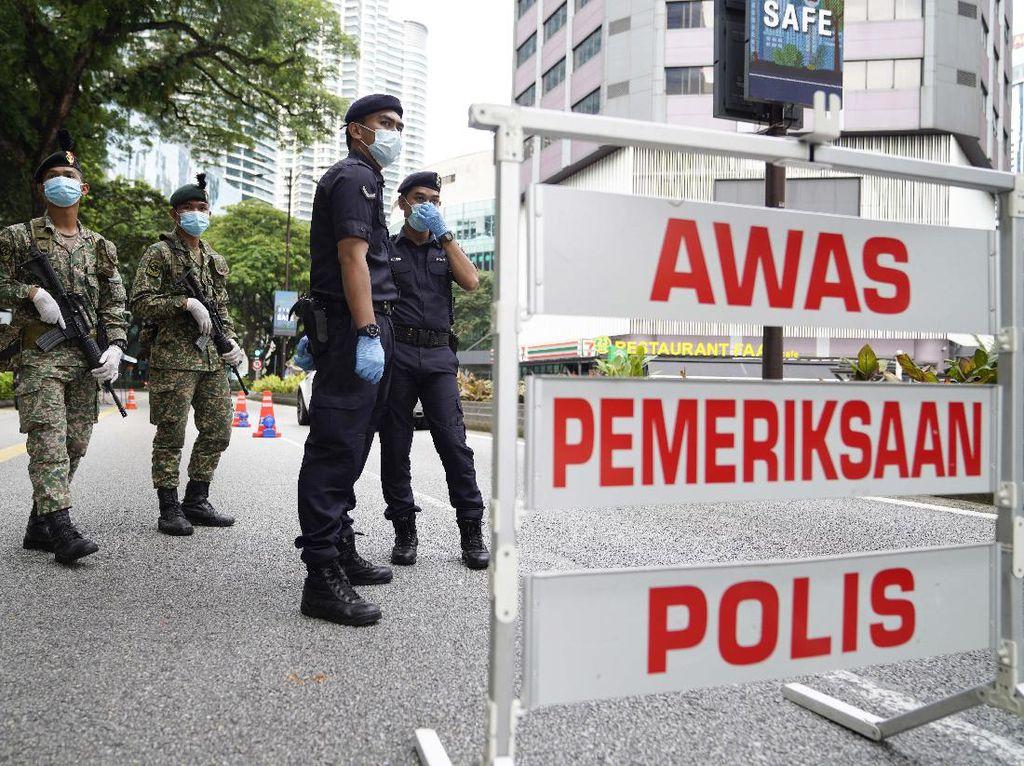 Raja Malaysia Umumkan Keadaan Darurat Nasional Demi Atasi Corona