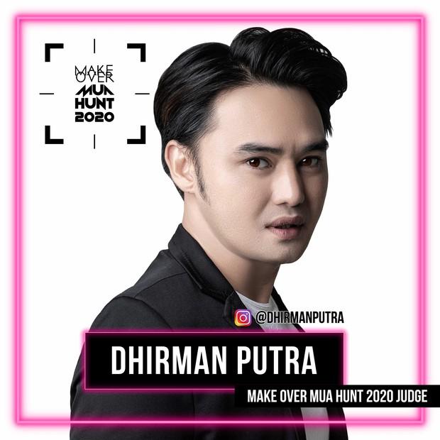 MUA HUNT 2020 - JUDGES Dhirman Putra/Make Over