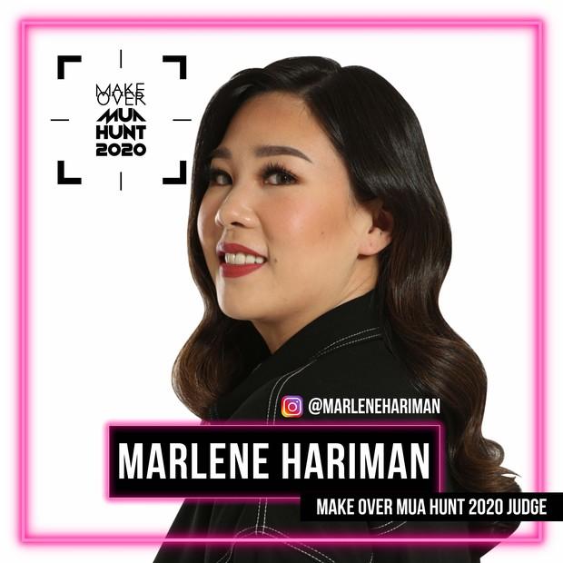 MUA HUNT 2020 - JUDGES Marlene Hariman/Make Over