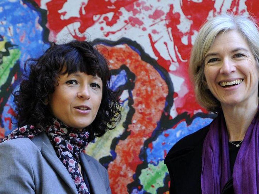 Dua Perempuan Penemu Gunting Genetik yang Mencetak Sejarah
