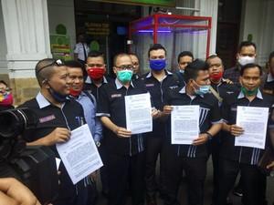 Ketua KAMI Medan Ajukan Praperadilan Status Tersangka Picu Demo Ricuh