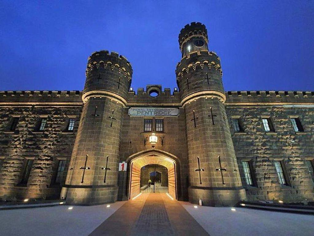 Melbourne Punya Penjara Tua yang Disulap Jadi Bioskop!