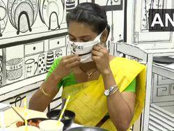 Restoran Ini Tawarkan Masker Khusus Untuk Makan Bagi Pengunjung