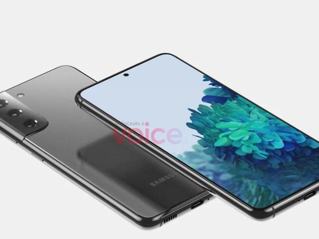 Galaxy S21 Tak Sertakan Charger dan Earphone Kayak iPhone 12, Samsung?