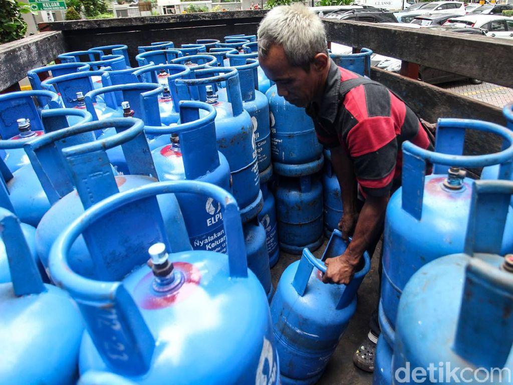 Siap-siap, Tabung Gas Elpiji 12 Kg Bakal Ditarik Bertahap