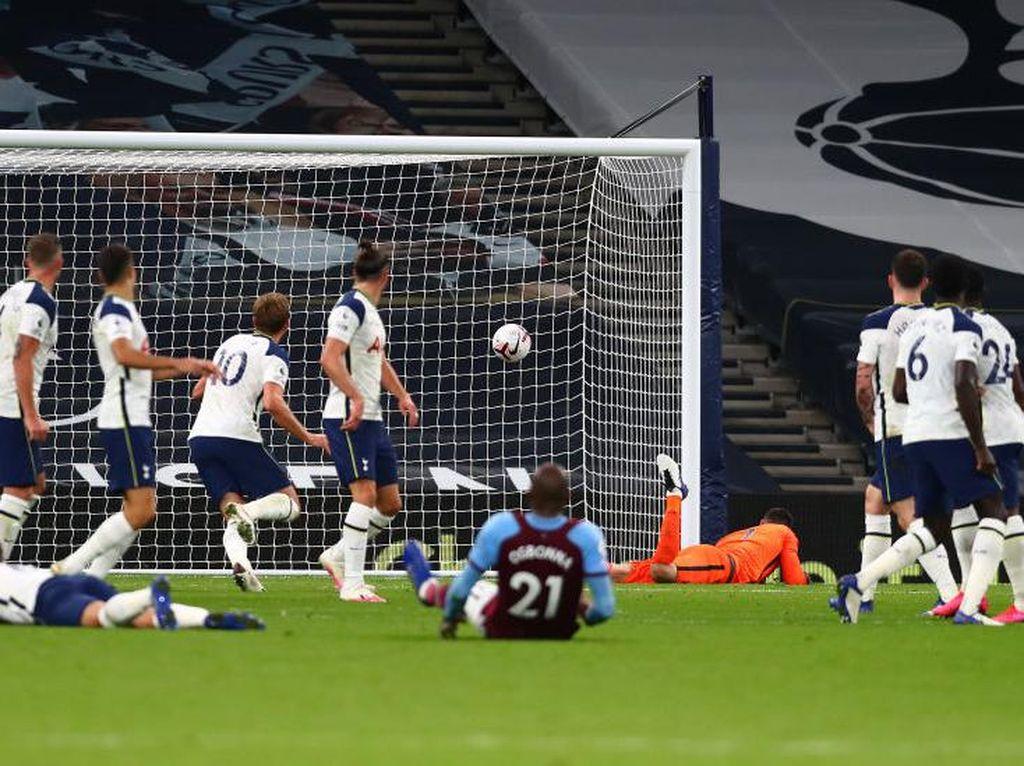 Spurs Vs West Ham Sajikan Drama Sepakbola Sesungguhnya