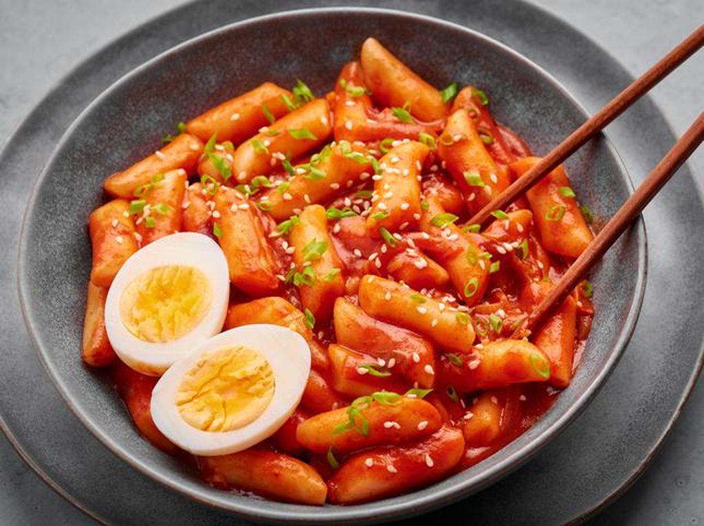 Tteokbokki Jadi Comfort Food Terfavorit Orang Korea Selama Corona