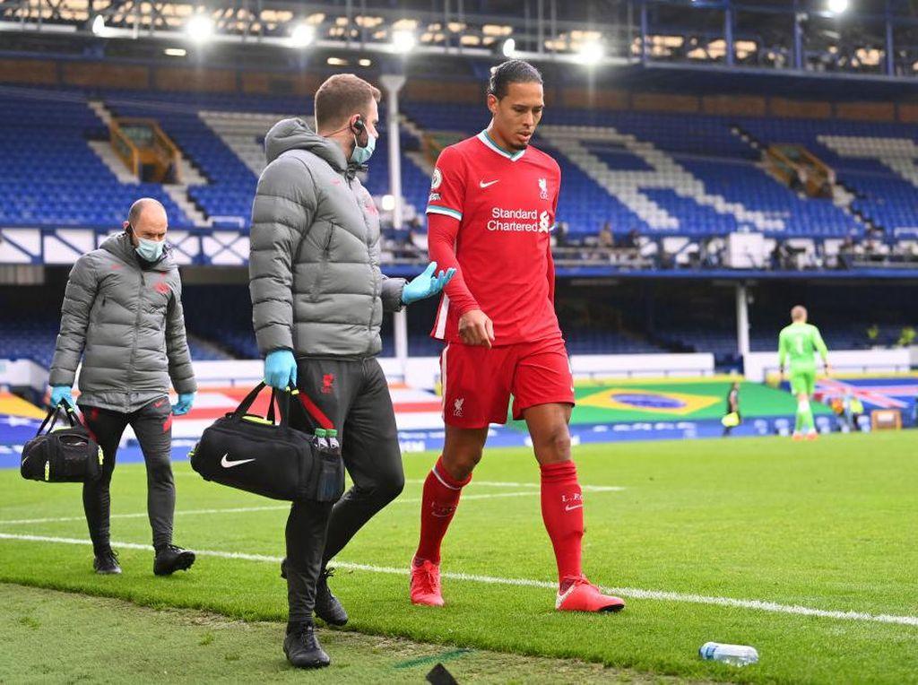 Liverpool Harus Larang Van Dijk ke Piala Eropa