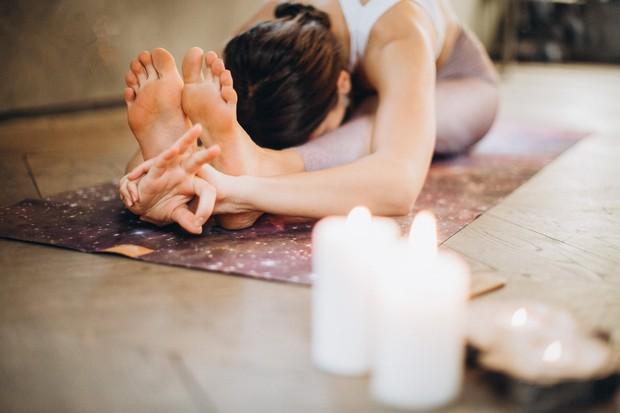 Yoga untuk Tampilan Awet Muda