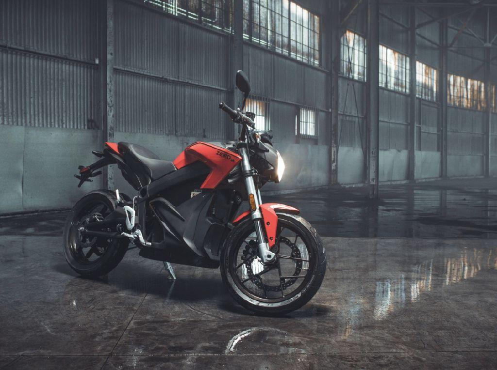 Zero Motorcycles Umumkan Pembaruan Line Up Motor Listrik 2021