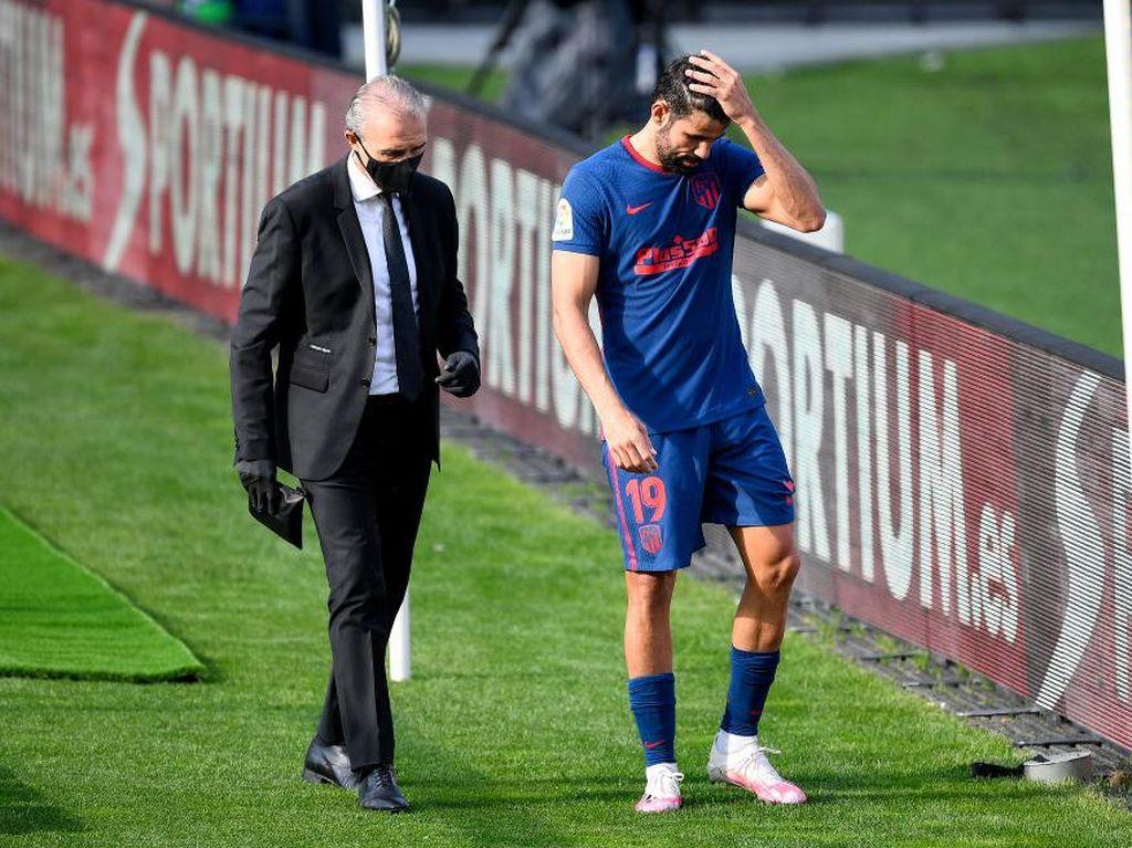 Bayern Vs Atletico: Los Colchoneros Terancam Tanpa Diego Costa