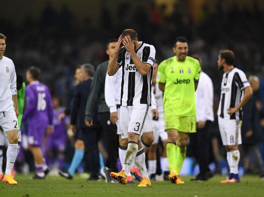 Target Utama Juventus Masih untuk Menjuarai Liga Champions