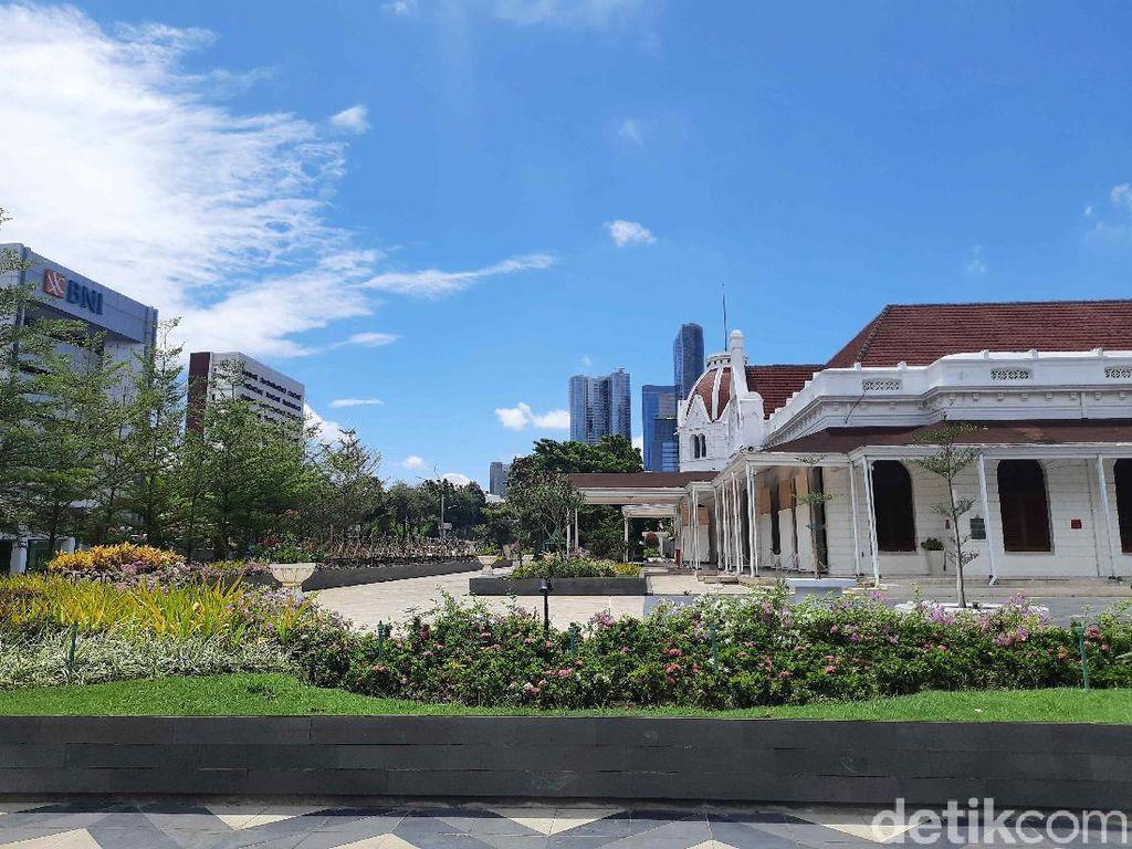 Rampung Akhir November, Pembukaan Alun-alun Suroboyo Masih Dipikir Ulang