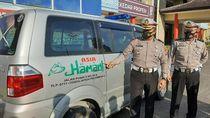 Ambulans Viral Bawa Hantaran Nikah di Palembang Ditilang, Pemilik Diperiksa