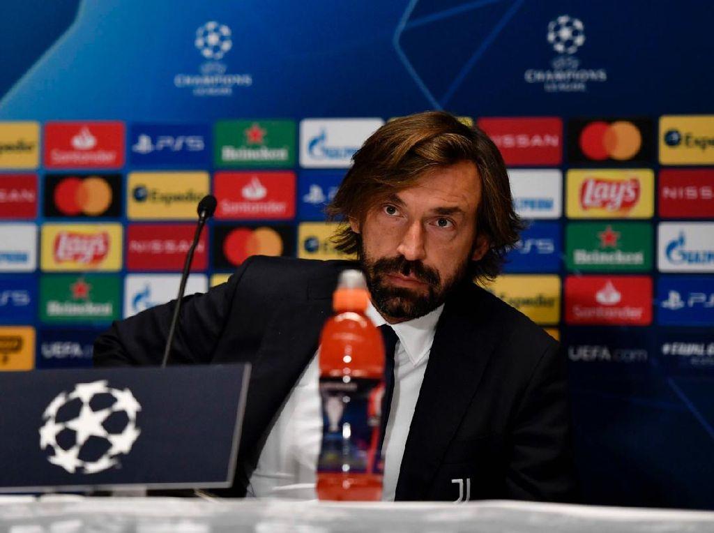 Debut Coach Pirlo di Kancah Eropa Vs Sosok Penting di Kariernya