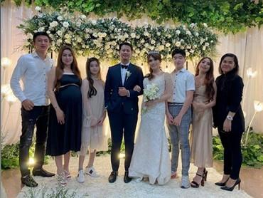 Angela Lee Menikah dengan Pengusaha Tajir Melintir