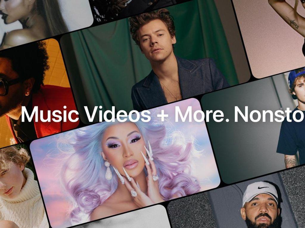 Kenalin Apple Music TV: Acara Musik 24 Jam Gratis