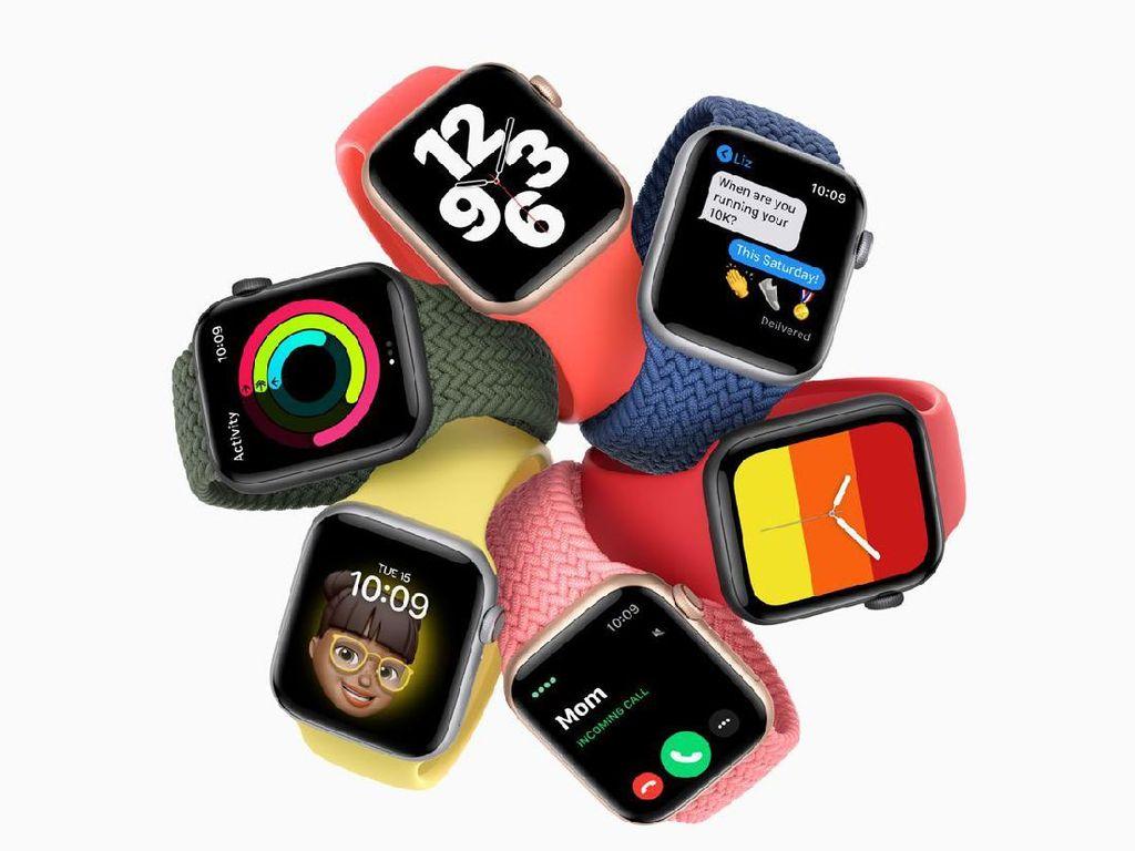 Pengguna Apple Watch SE Keluhkan Overheating