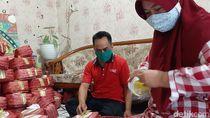 Besek dari Bambu Bikinan Pasutri Probolinggo Ini Laris Jelang Maulid Nabi