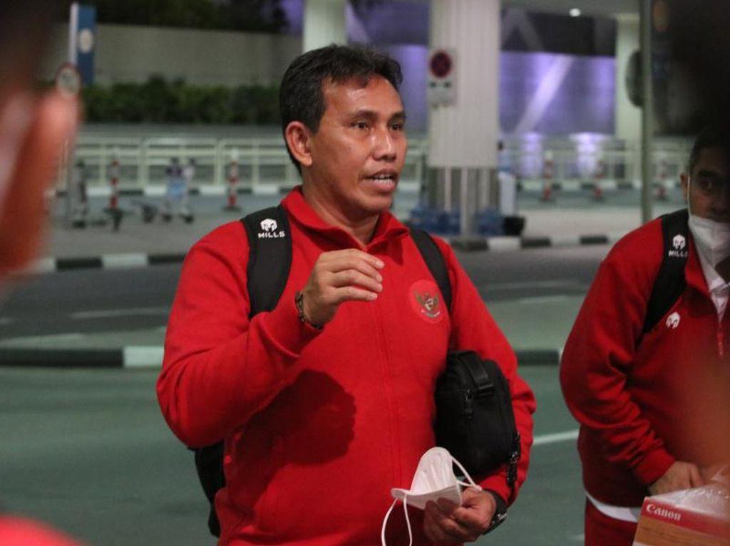 Timnas Indonesia U-16 Tanpa Laga Uji Coba dalam TC di Sleman