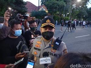 169 Orang Diamankan dalam Demo Omnibus Law di Surabaya, Ada yang Bawa Molotov