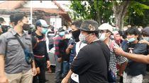 182 Orang Diamankan Demo Omnibus Law di Surabaya, 99 Pelajar
