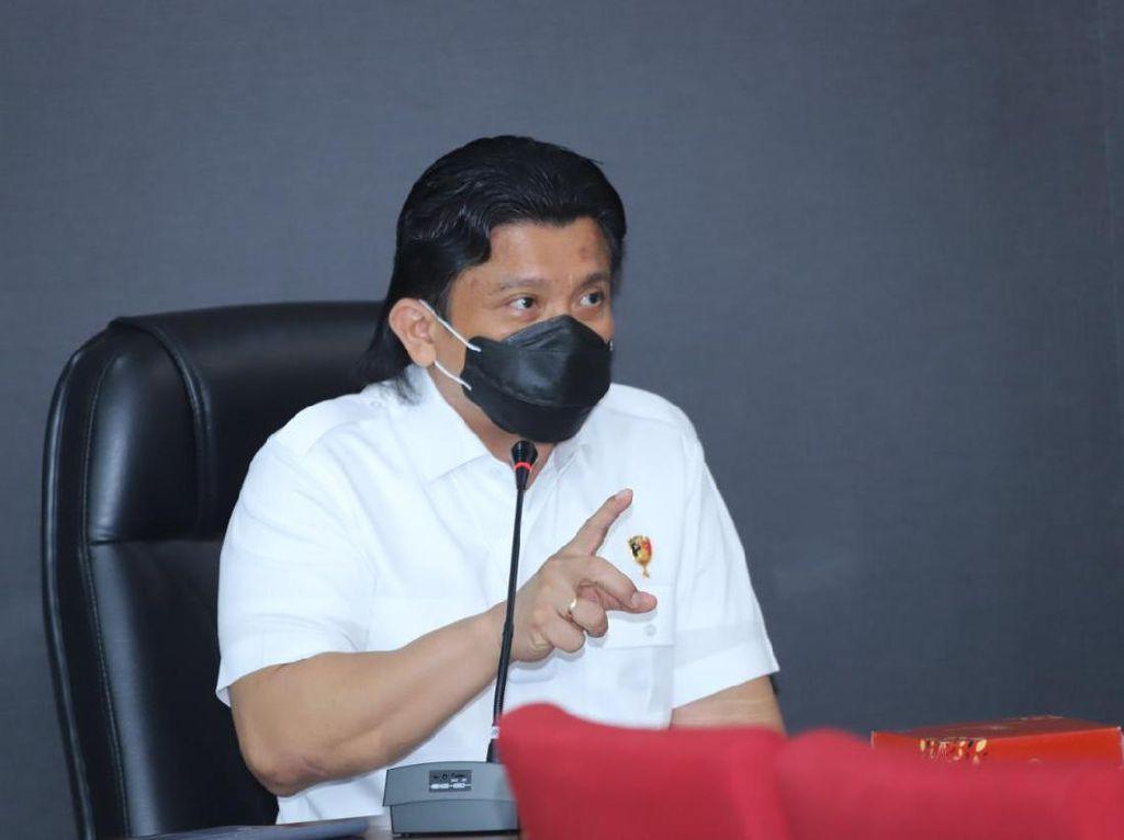 Bareskrim Ambil Sampel ACP-Periksa 3 Saksi Terkait Kebakaran Kejagung