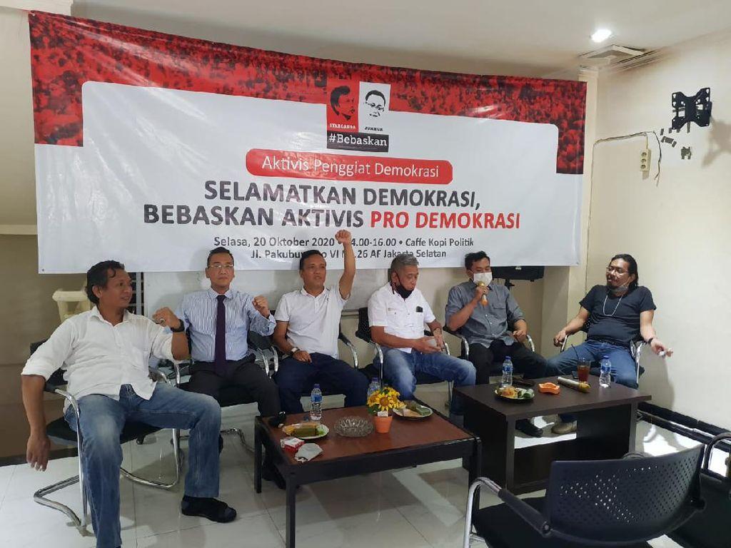 Diskusi Seru Para Aktivis Pengggiat Demokrasi