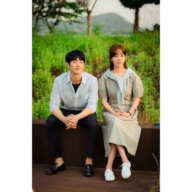 Drama Korea romantis yang dibintangi oleh Jung Hae-in.