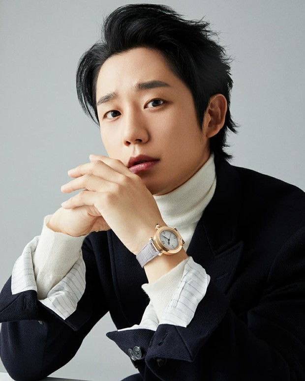 Drama Korea terbaru Jung Hae-in yang berjudul Snowdrop.