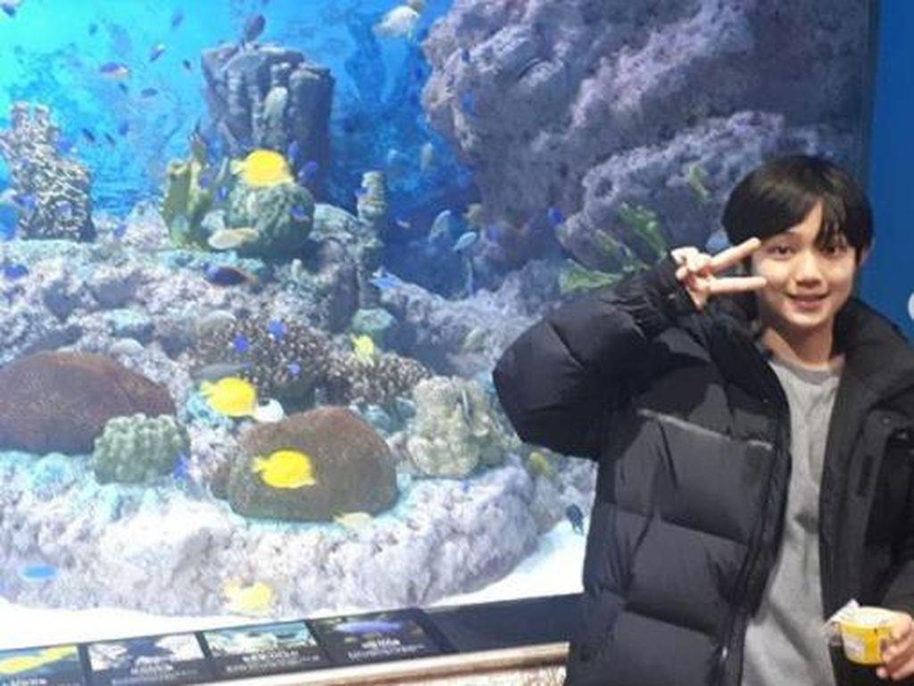 Jeon Jin Seo, Pemeran Jungkook BTS yang Doyan Kepiting