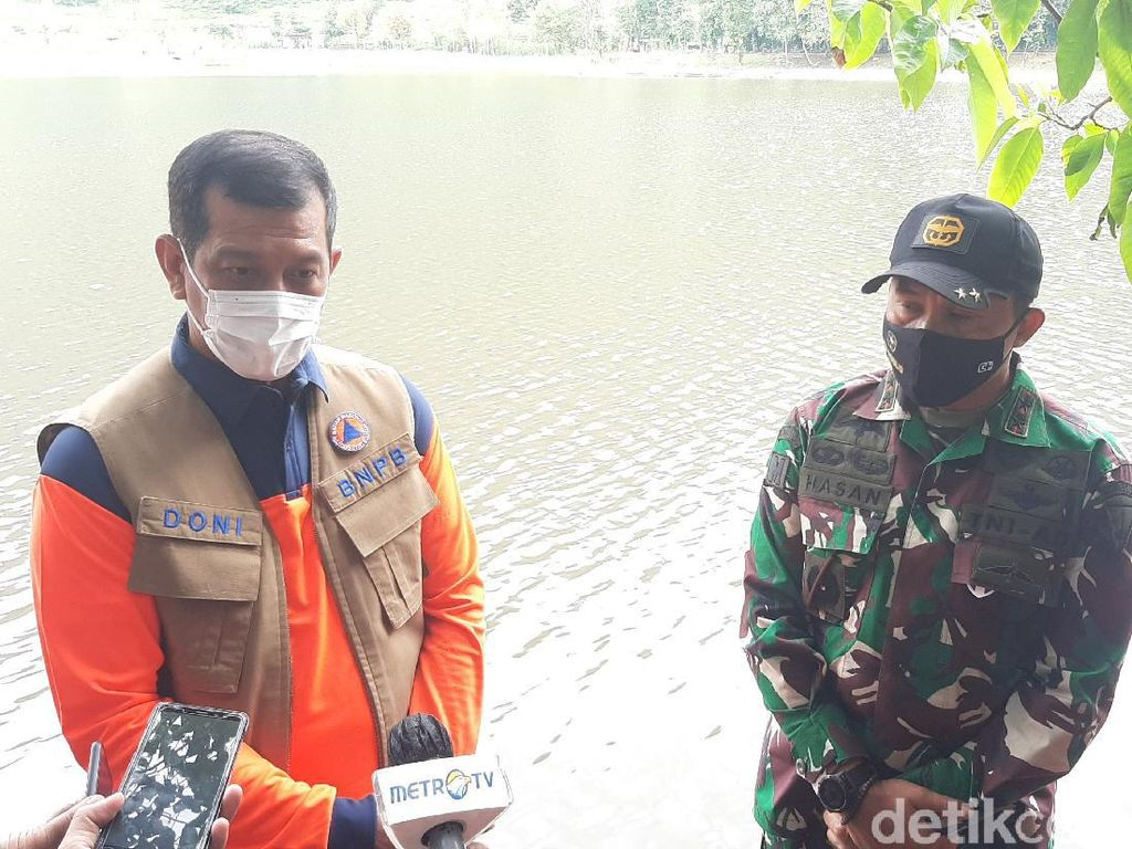 Cek Titik Nol Ciliwung, Doni Monardo: Jaga agar Kelak Tak Jadi Air Mata