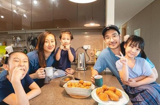 Keluarga multi-negara
