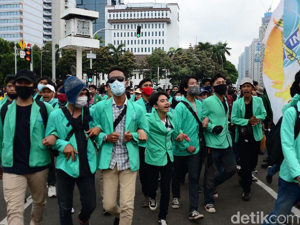 Suarakan Narasi Sidang Rakyat, Demo BEM SI Besok Mulai Pukul 13.00