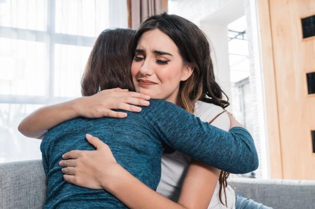 Penelitian itu menemukan orang yang sering memeluk cenderung lebih kecil kemungkinannya untuk sakit.