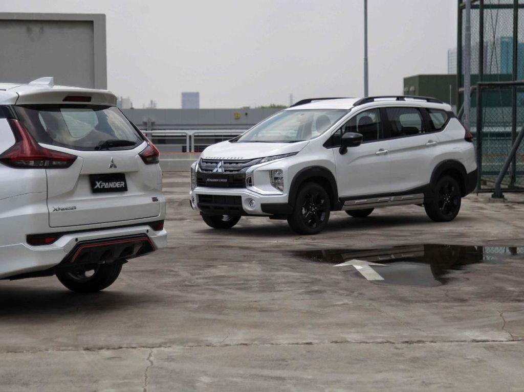 Mulai Rp 3 Jutaan! Ini Skema Cicilan Xpander Cross, Rival Berat All New BR-V