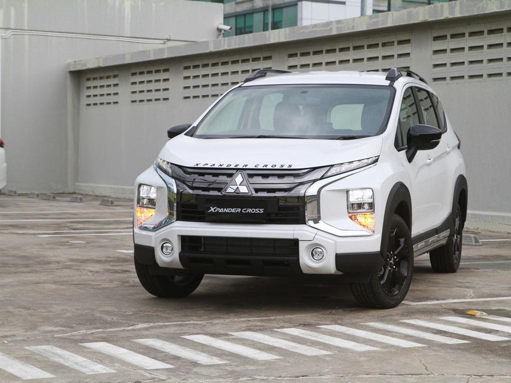 Mitsubishi Catat Penjualan Terbaik di November, Xpander dan L300 Jadi Andalan