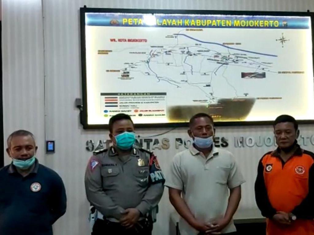 Dalih Pengemudi Mobil yang Viral Halangi Ambulans di Mojokerto