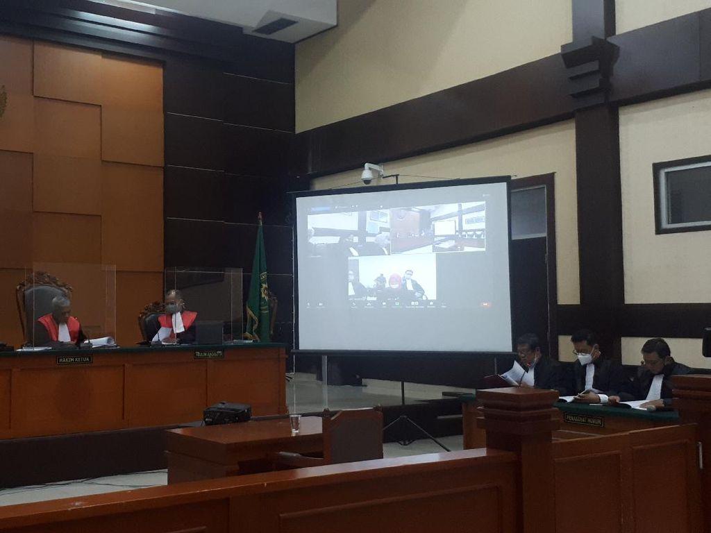 Hakim Tolak Eksepsi Anita Kolopaking di Kasus Surat Jalan Palsu