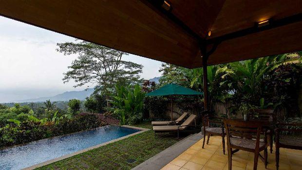 Plataran Borobudur Resort & Spa. (Dok. Plataran)