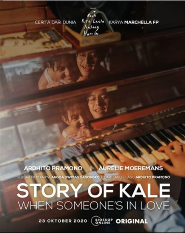 Poster film Story of Kale
