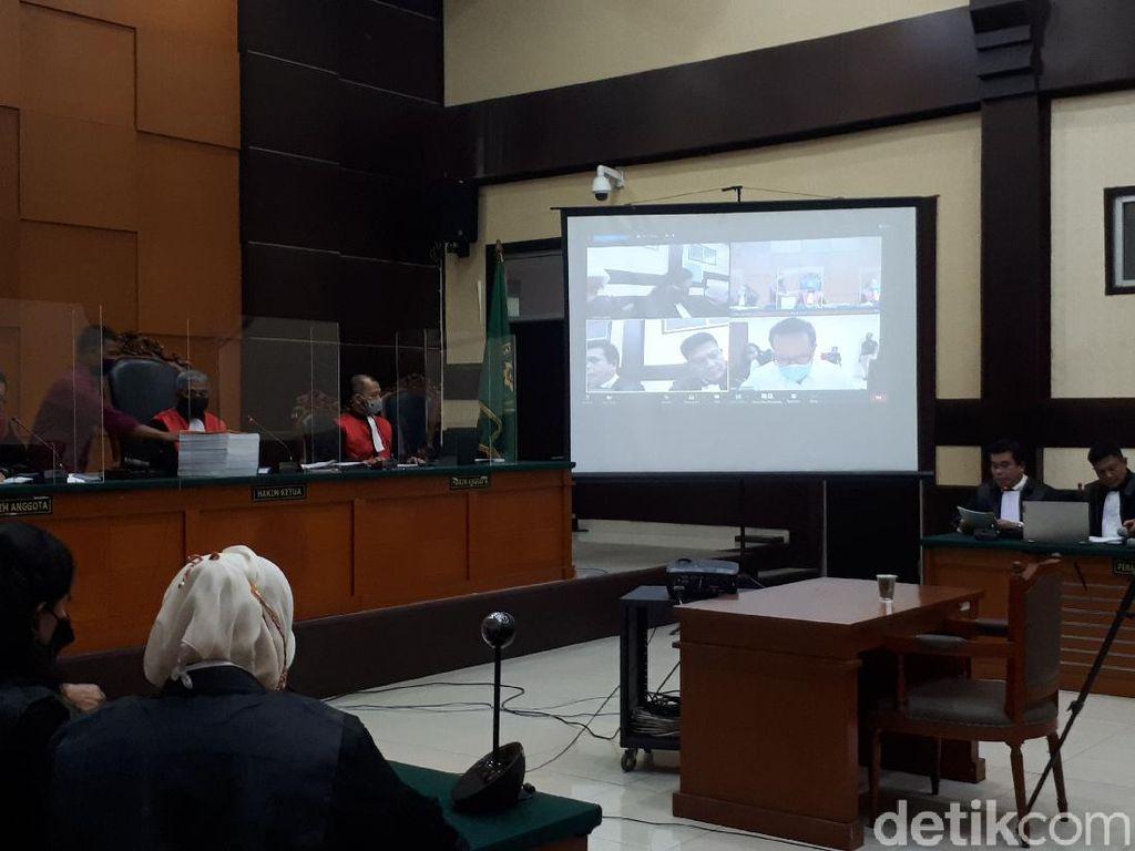 Ajukan Eksepsi, Brigjen Prasetijo Bantah Buat Surat Jalan Djoko Tjandra