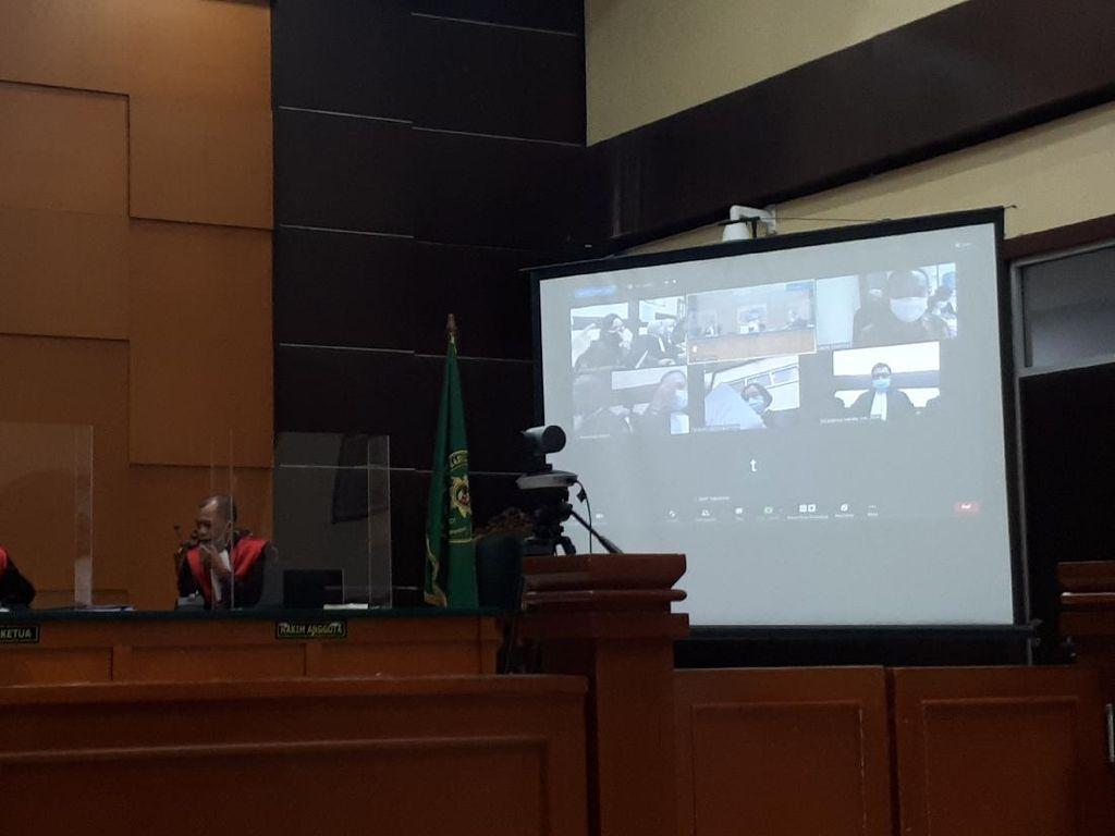 Ajukan Eksepsi, Djoko Tjandra Minta Dibebaskan dari Dakwaan dan Rutan