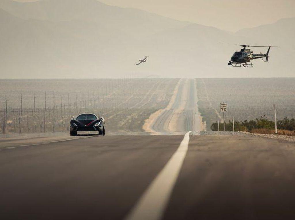 Ini Penampakan SSC Tuatara, Mobil Tercepat di Dunia yang Bisa Melesat 532,9 km/jam